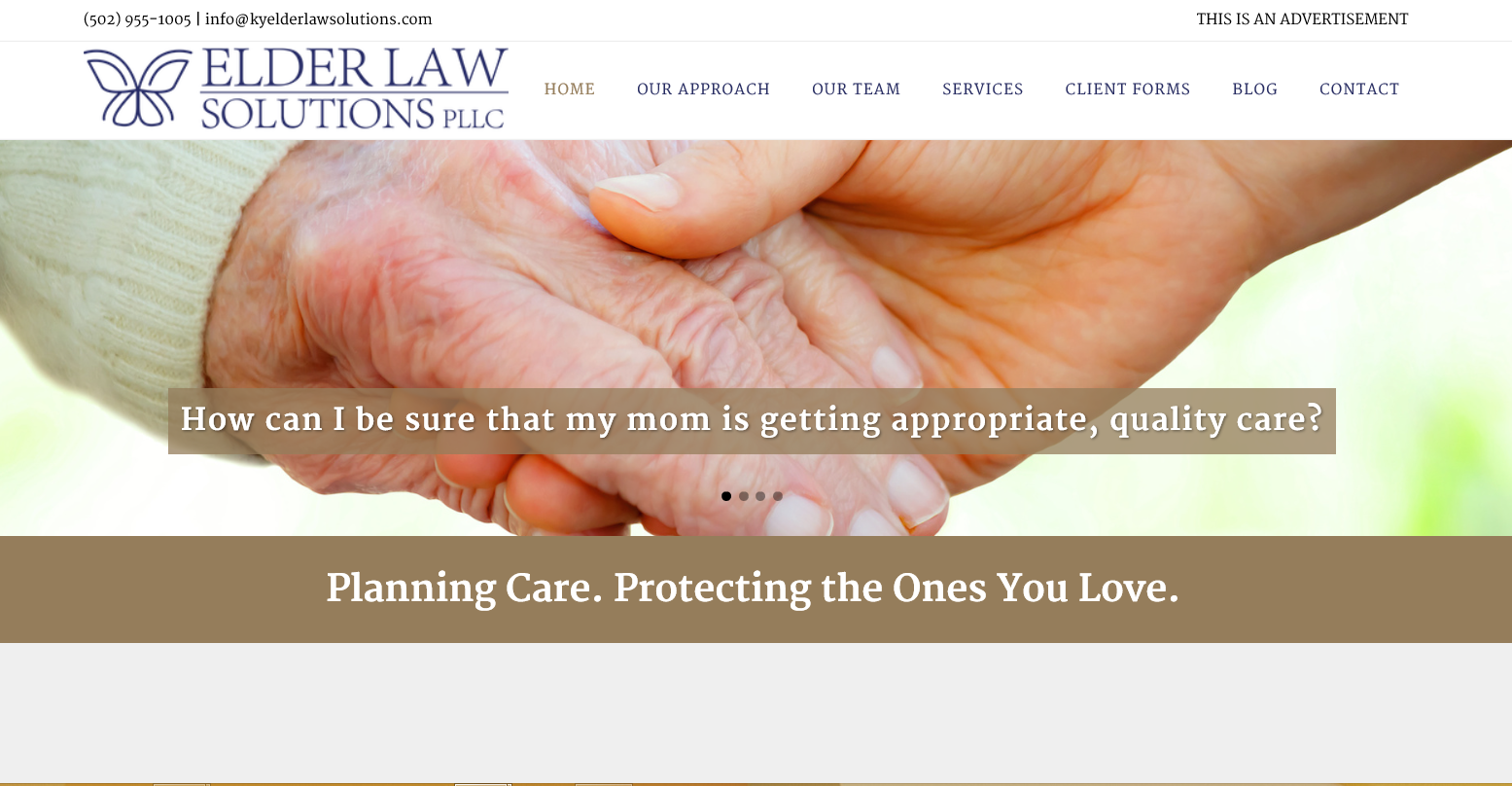 Kentucky Elder Law Solutions
