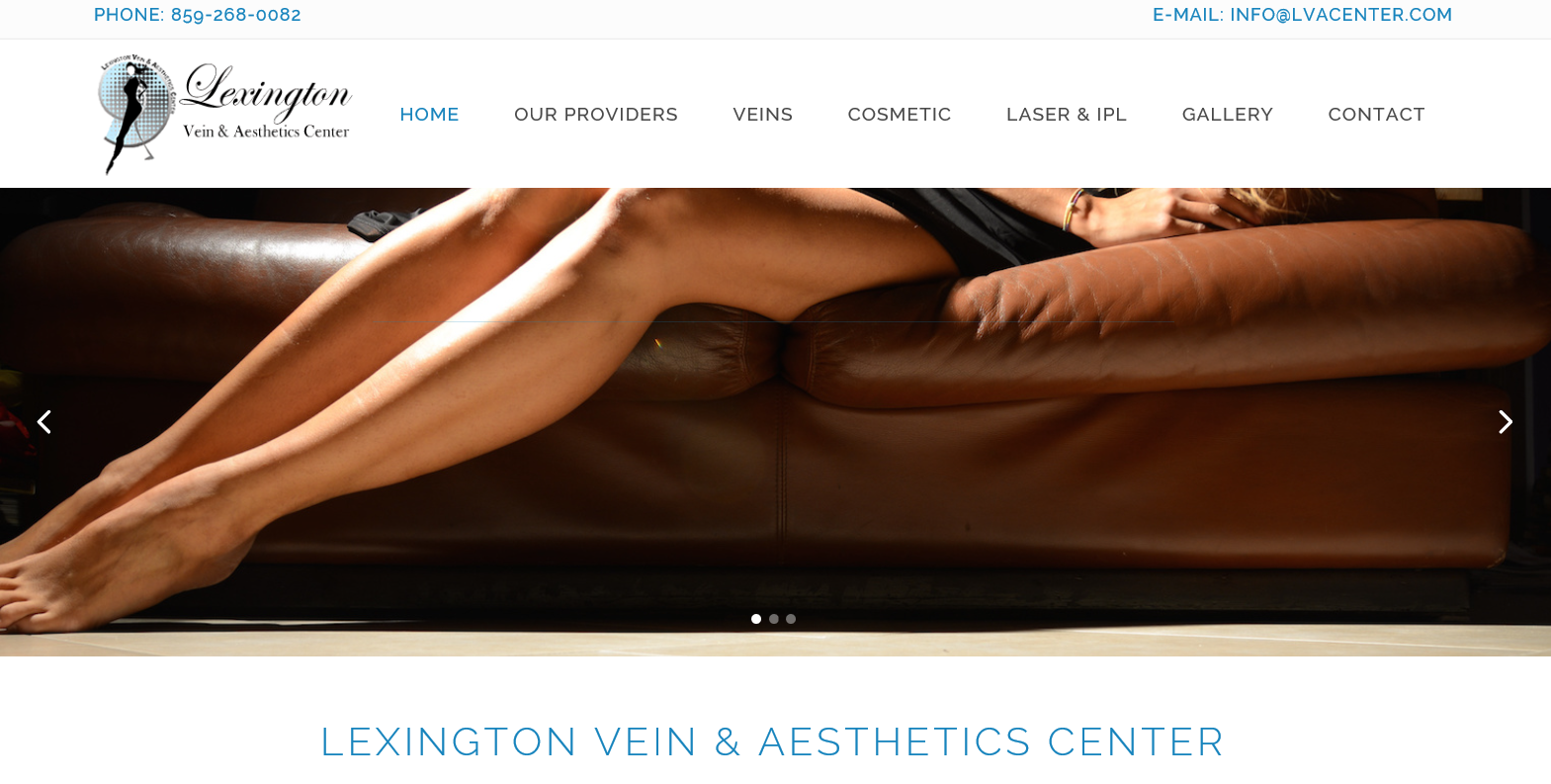 Lexington Vein and Aesthetics Center