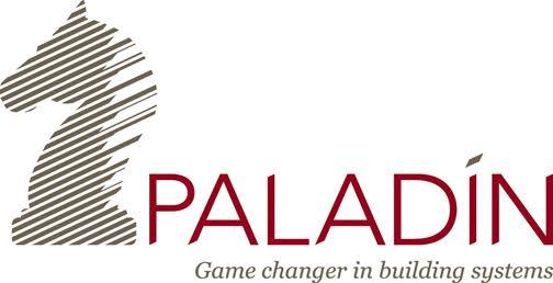 Paladin Logo Design