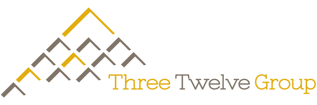 Three Twelve Group Logo Design