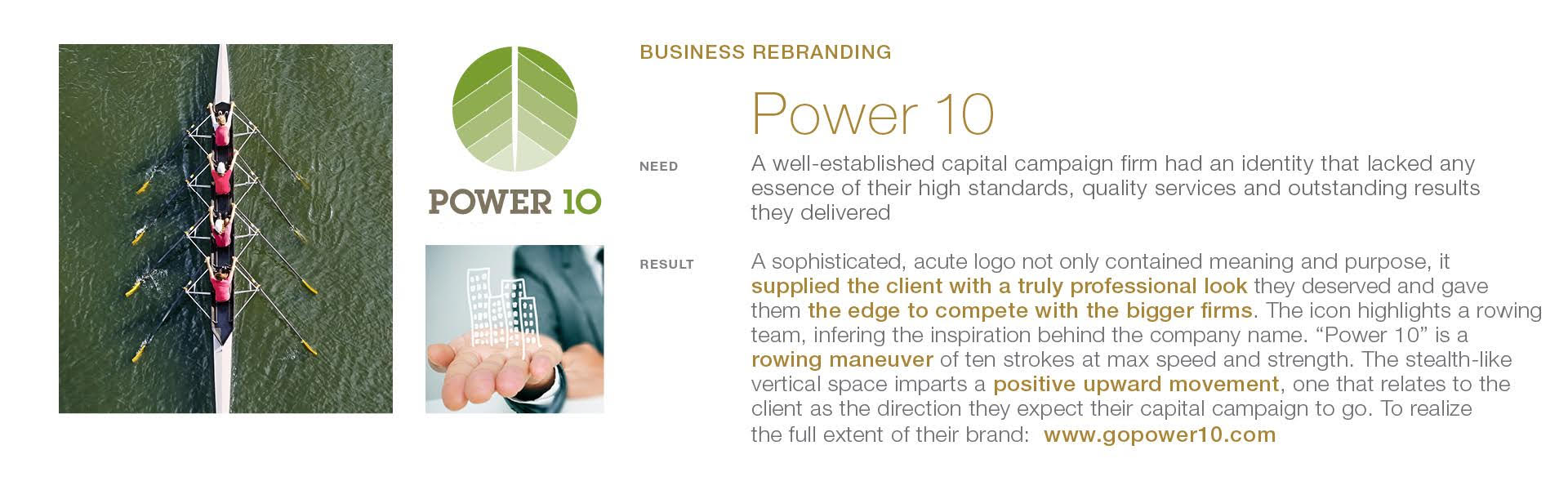 power-10-branding